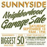 SNA Garage Sale 2014