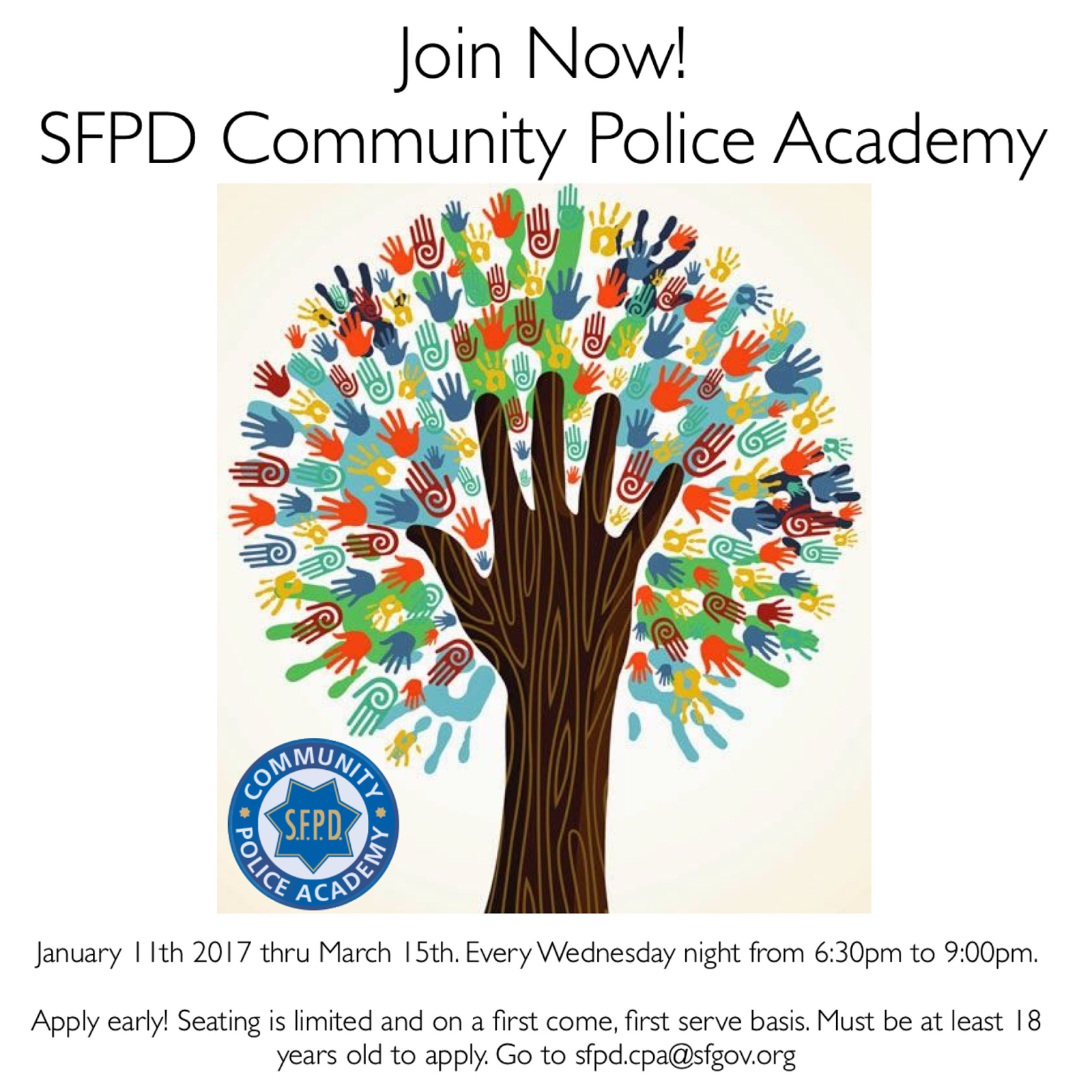 SFPD Community Police Academy: what is it? – Sunnyside
