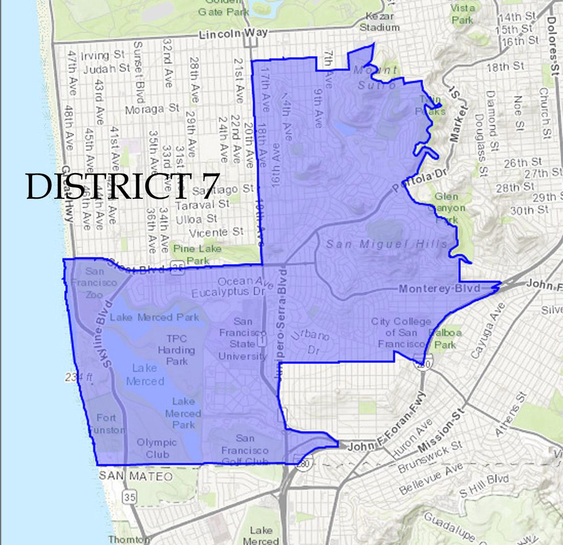 Public Health Service District San Francisco Citizen