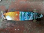 arbor longboard skateboard