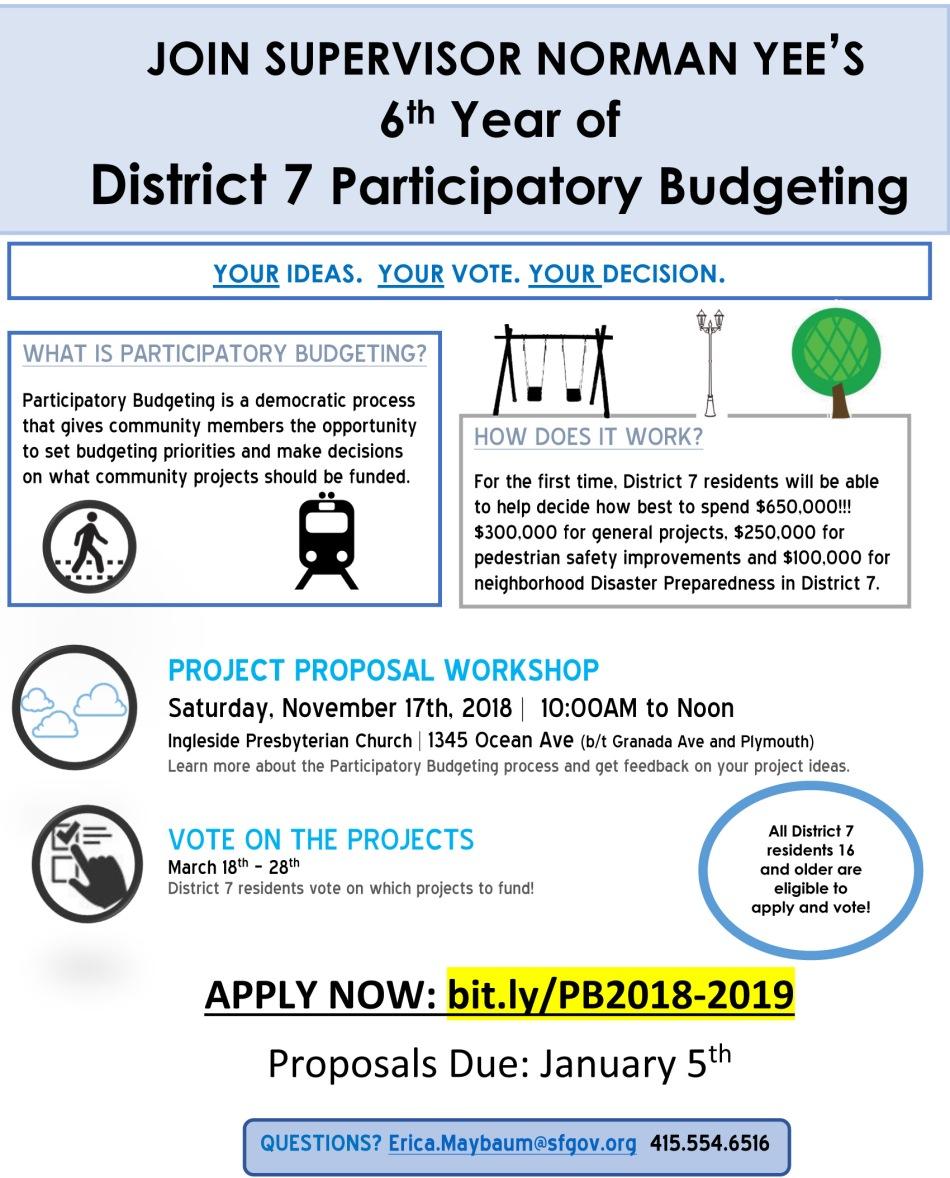 PB Propject Proposal Workshop_2018_11