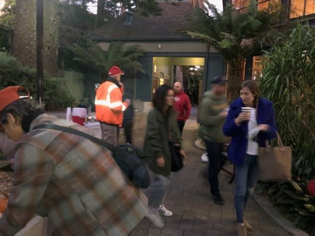 2019 Jack-o-Lantern Stroll. Sunnyside Neighborhood Association.Photo by Kenneth Hollenbeck