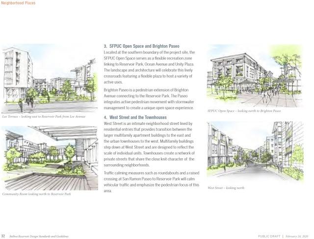 DRAFT Design Standards and Guidelines - Balboa Reservoir Neighbo