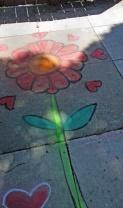 Work of Amar Pai, Monterey Blvd. Photo: Sunnyside Neighborhood Association.