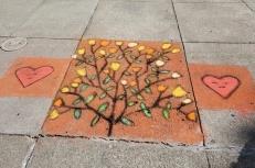 Work of Amar Pai, Monterey Blvd. Photo: Lynn Jordan.
